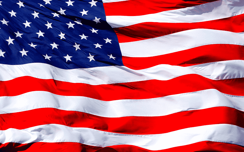 American Flag | Heavy Grade 2-ply 100% Polyester Fabric