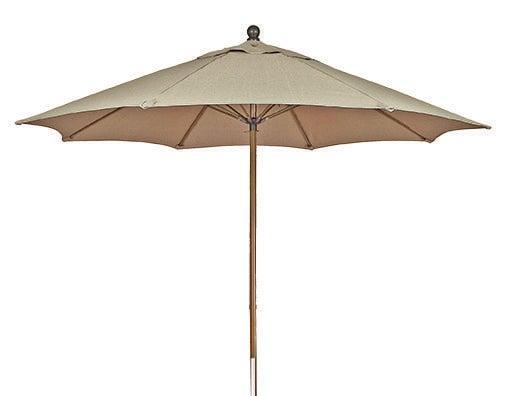 392a9823a64e 8-Rib Ultra Heavy Duty Wind-Resistant Umbrella