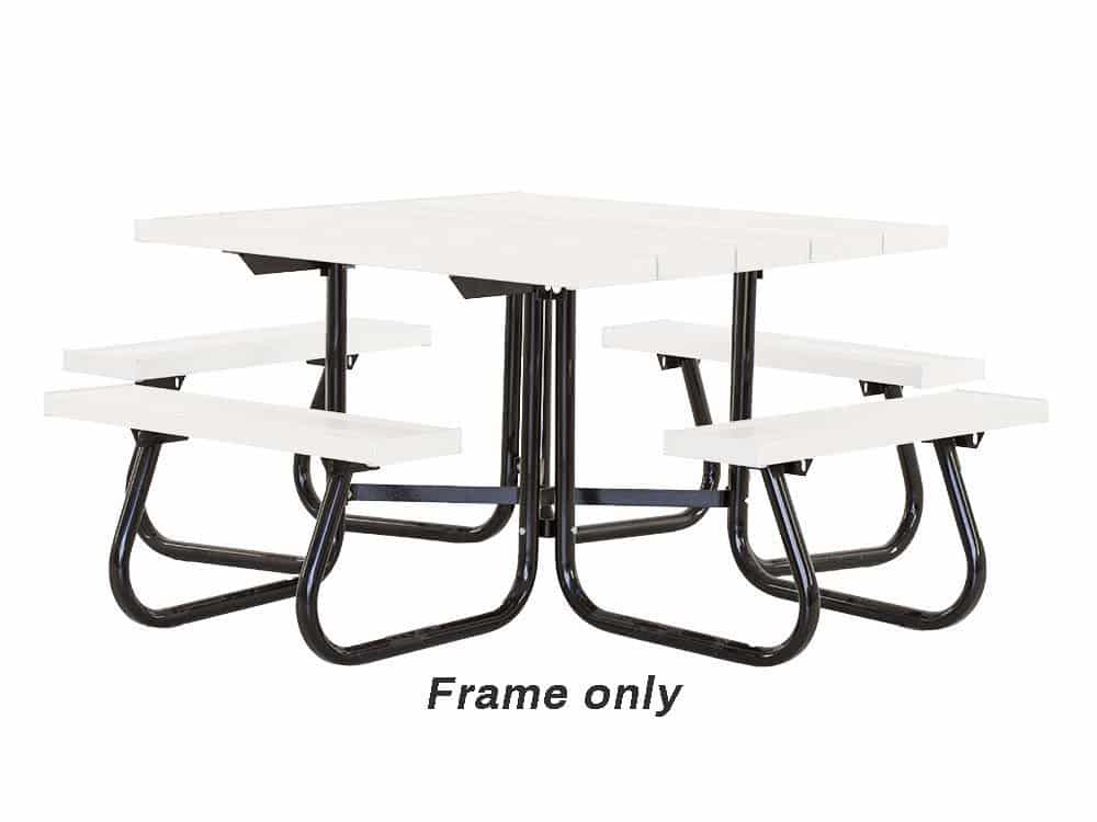 4SJ Series Square Portable Table - Frame Only | Buy Online