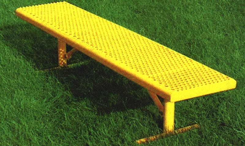 Magnificent Portable Locker Rooms Dugout Bench 15 Deep Seat Ocoug Best Dining Table And Chair Ideas Images Ocougorg