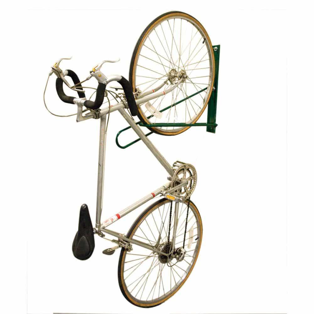 Vertical Single Bike Storage