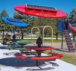 Kay Park Amp Recreation Outdoor Commercial Furnishings