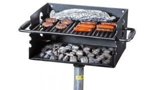 Grills & Fire Rings